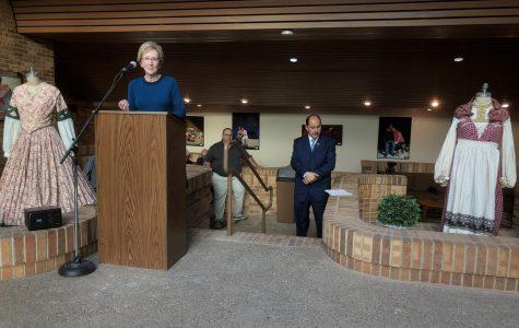Fine Arts building celebrates 40 years
