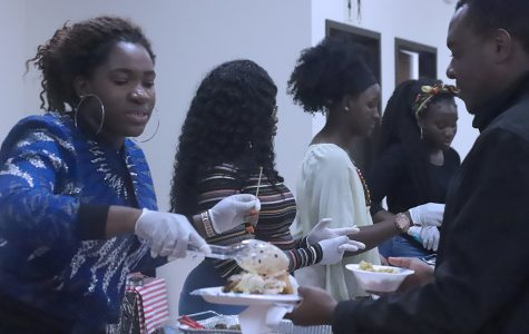 ASO gives students a taste of Africa