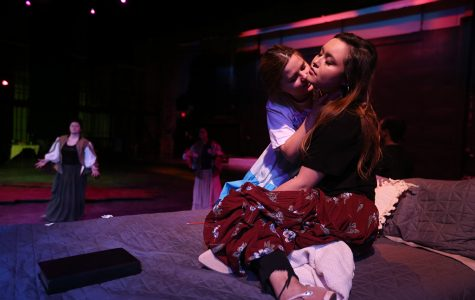 Theater department hosts matinee of Dracula for Chllicothe High School