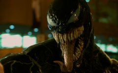Venom is fun, but not well-written