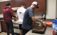 Baptist Student Ministry provides free lunch on Wednesdays