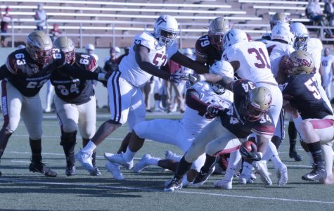 Football misses chance at playoffs, despite final win