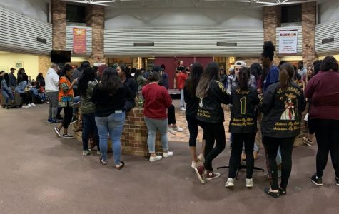 Black History Month begins with Greek life stroll