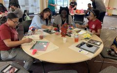 UPB members host Singles Awareness Day event