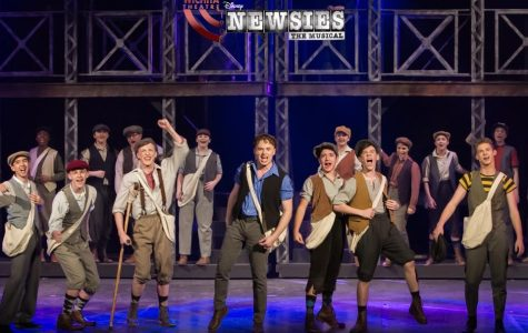 'Newsies' runs until March 2 at Wichita Theatre