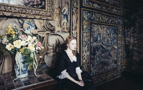 'The Favourite' is an unforgettable treat