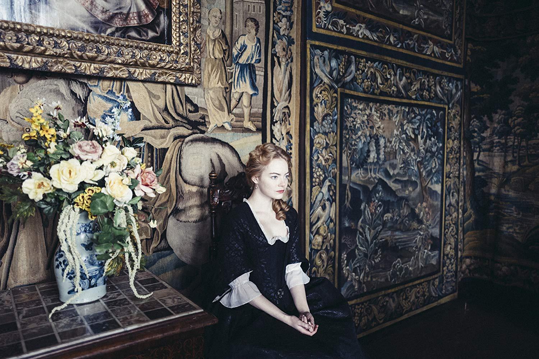 Emma Stone in The Favourite (2018)