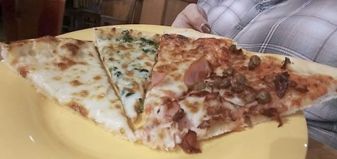 Mazzio's buffet fills the stomach