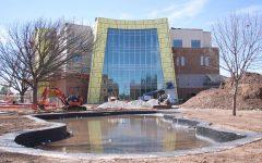 Update: Health sciences building construction