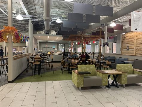 Mesquite Dining Hall