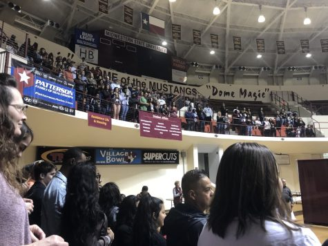 932 prospective students and families attend Mustangs Rally