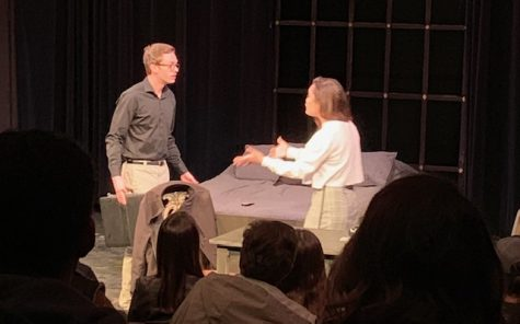 Theater students produce one-act plays