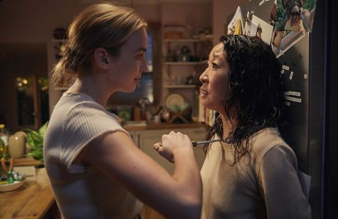 'Killing Eve' thrills with espionage and assassins