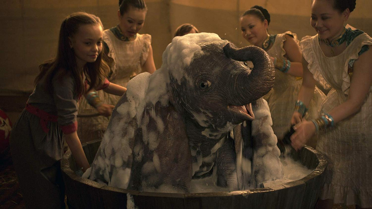 Nico Parker in Dumbo (2019)