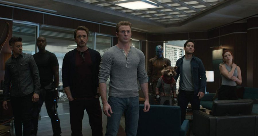 Don+Cheadle%2C+Robert+Downey+Jr.%2C+Bradley+Cooper%2C+Chris+Evans%2C+Scarlett+Johansson%2C+Jeremy+Renner%2C+Paul+Rudd%2C+and+Karen+Gillan+in+Avengers%3A+Endgame+%282019%29