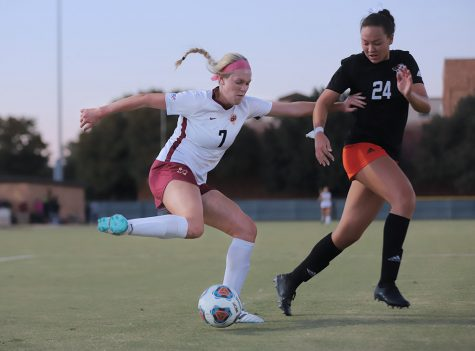 Women's soccer shuts out UTPB 3-0