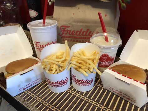 Freddy's Frozen Custard & Steakburgers food review