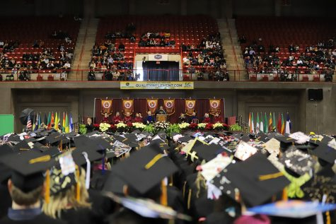 December graduates reflect on college experiences