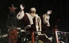 City lights parade was full of holiday cheer