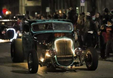 The Wichitan City Lights Parade Was Full Of Holiday Cheer