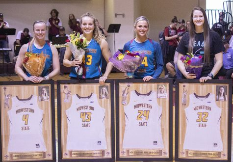A letter from the seniors of women's basketball