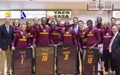 A letter from the seniors of men's basketball