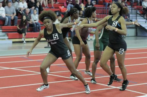 Day two recap of the LSC indoor track and field championships