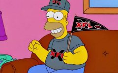Students choose XFL over democratic debates