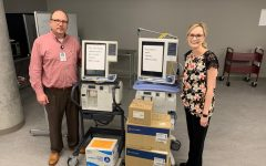 Respiratory care program loans out ventilators as students are eager to join the battle against COVID-19