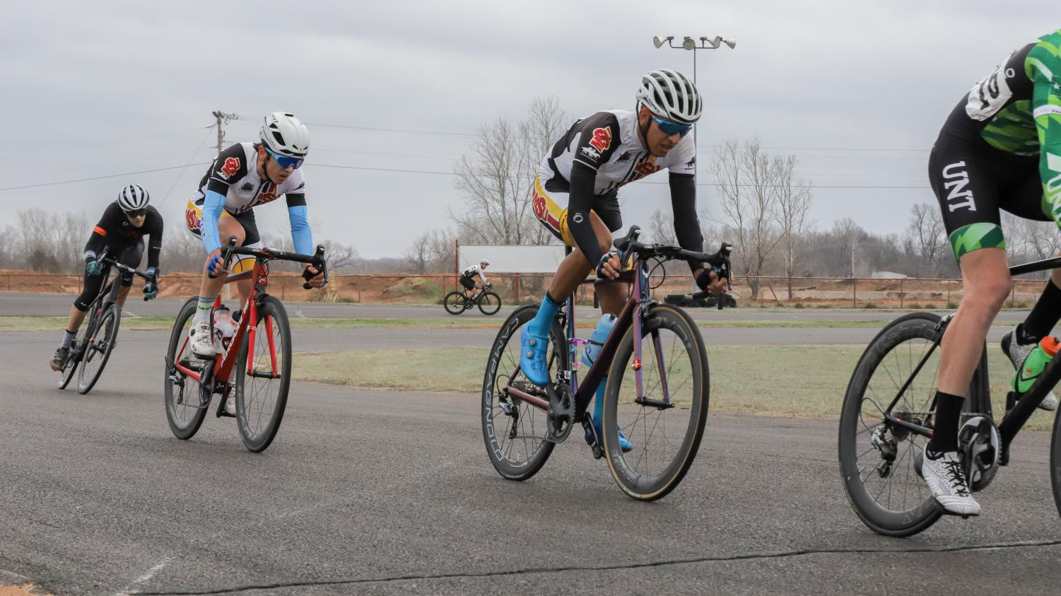 OU Cycling race