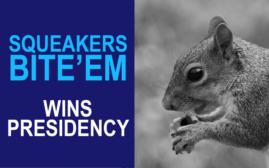 squirrel president