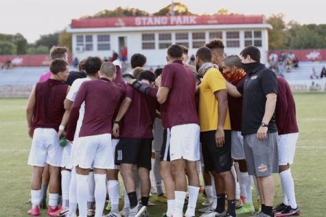 MSU men's soccer adjusts to cancellation of fall season