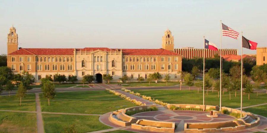 Tech's campus