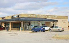 Wichita Falls-based coffee shop, Frank and Joe's Coffee House.