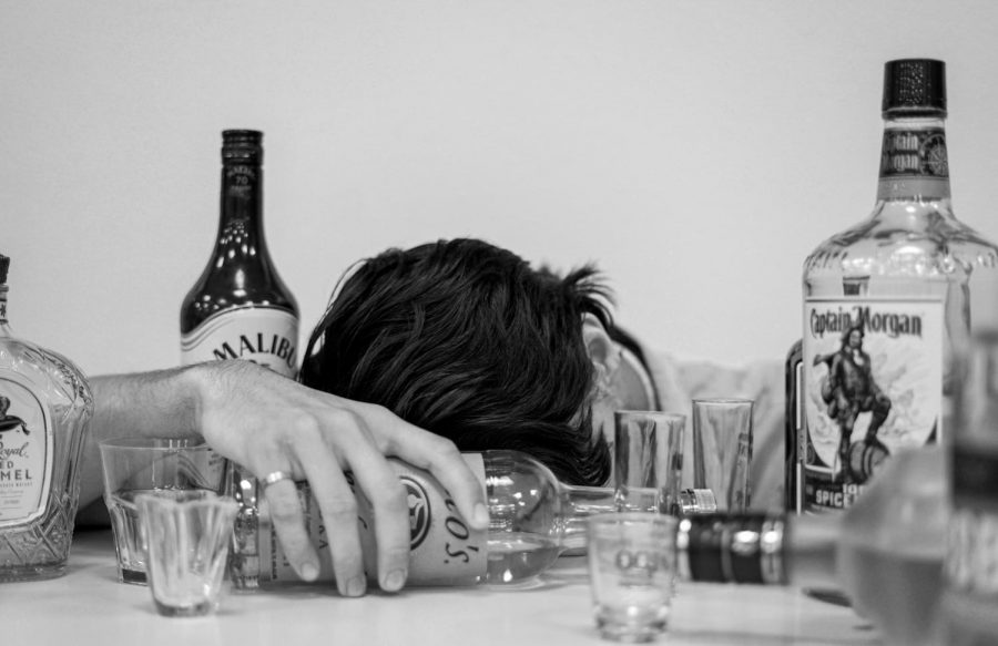 One example of hazing is forced or coerced consumption of alcohol brother drugs.