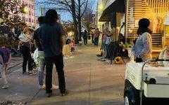 After Hours Artwalk live music, March 4.