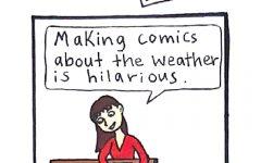 Snow Comics!