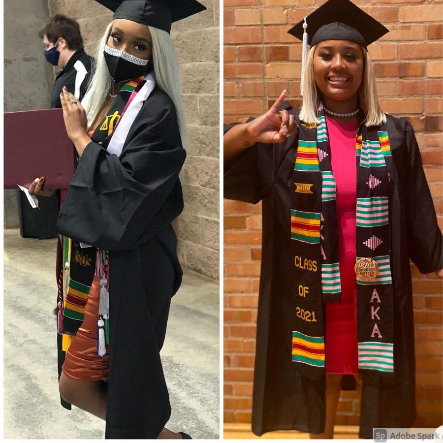The Mosaic Cross Cultural Center celebrates Black Graduation 2021