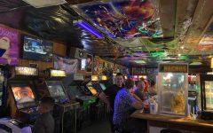 Deep End has a variety of games including Mortal Kombat, DigDug, Walking Dead and Skee-Ball, May 22.