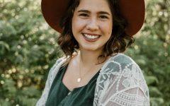Gabriella Pettijohn, economics junior with a Spanish minor